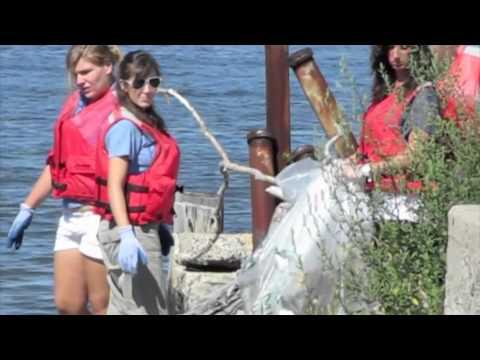 Nautica Hudson River Clean Up
