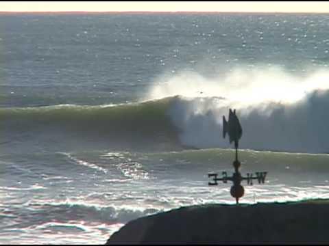 Santa Cruz Surfing. Pleasure Point.