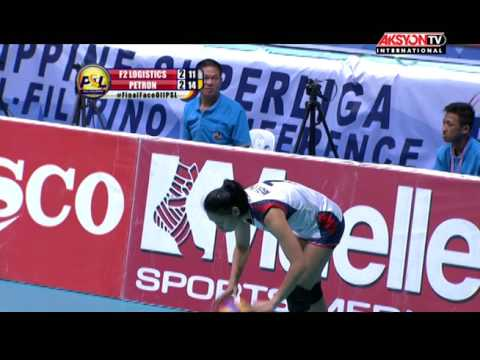 PSL All-Filipino Conference Finals 2017 Game 2 Highlights: Petron vs F2 July 13