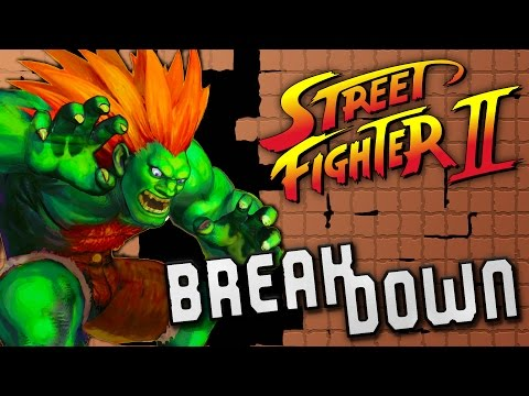Street Fighter 2 Break Down: Genre Defining Glitches