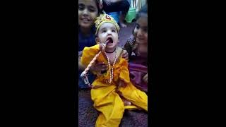 Keya in Mathura- 7 months Baby| Kids random Clicks | Keya the cute baby, cute baby #Keya
