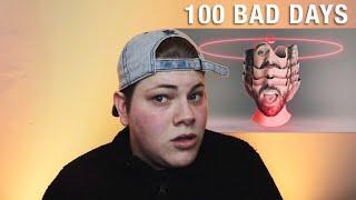 AJR - 100 Bad Days (REACTION) Video