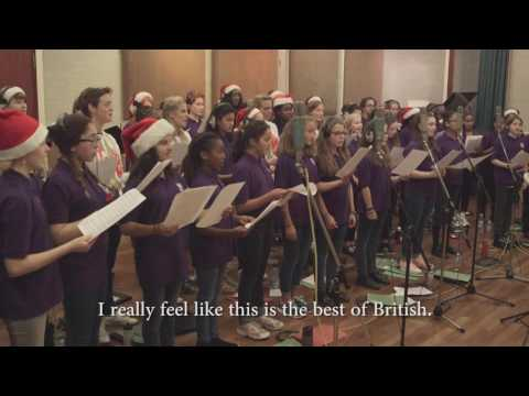 Gareth Malone  A Great British Christmas  Out 2nd December