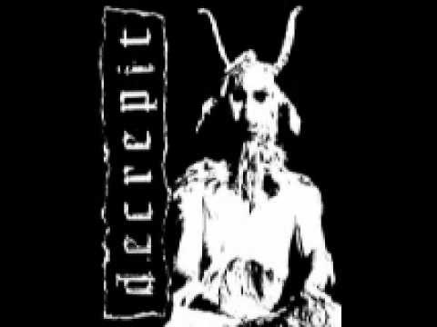 Decrepit-tired of licking blood from a spoon (full)