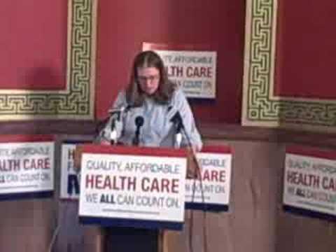 Montanans for Health Care -- Kim Abbott Opening
