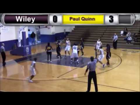 Wiley College women vs. Paul Quinn College