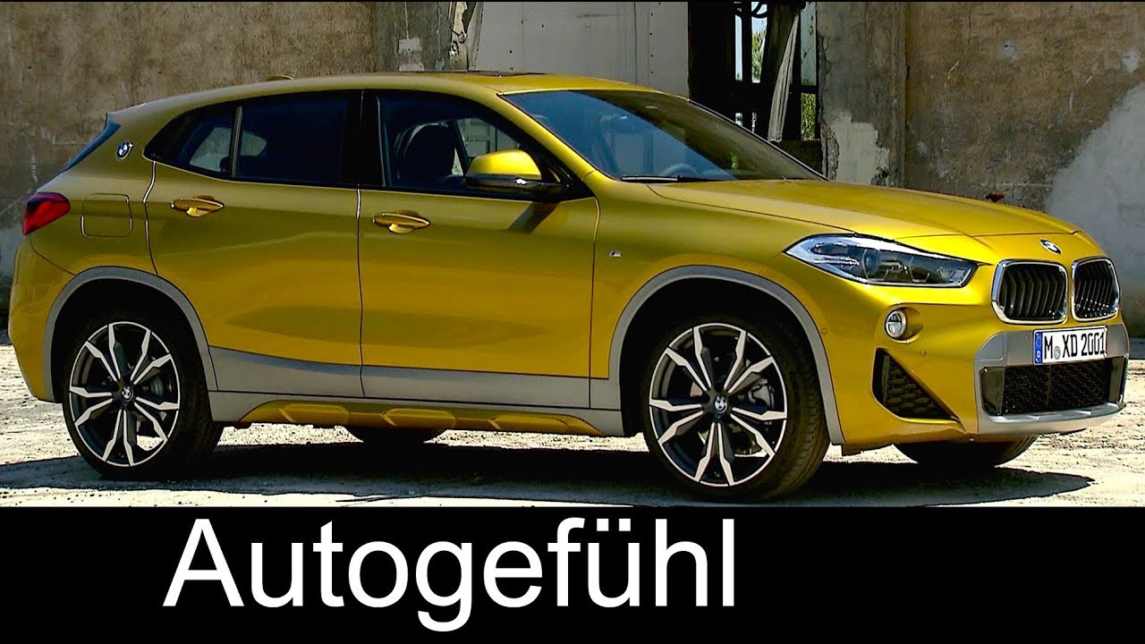 bmw x2 preview exterior interior m sport x all new suv coup autogef hl youtube. Black Bedroom Furniture Sets. Home Design Ideas