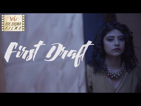 Hindi Short Film | First Draft | Cute Romantic Love Story | Six Sigma Films
