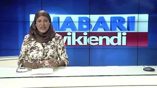 HABARI WIKIENDI      -    AZAM TV        6/1/2019