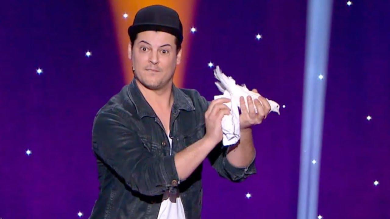 Vincent C - Les colombes / Le Plus Grand Cabaret Du Monde
