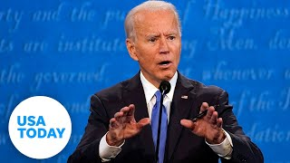 Biden at final presidential debate: Trump is among 'most racist presidents' | USA TODAY