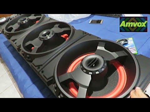 Unboxing (desembalando) Amvox ACA-1515