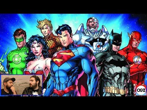 Alt Medya #33 - DC Karıştı; Zack Snyder Kovuldu!