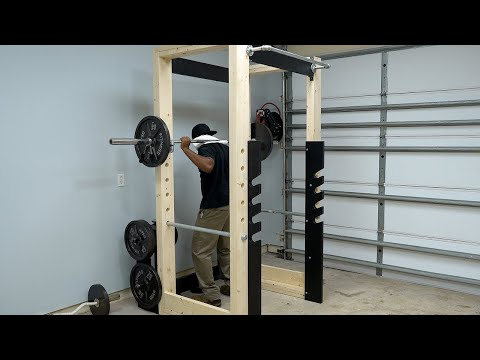 how-to-make-a-power-rack---homemade-gym-//-ep01