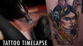 Video Tattoo Timelapse - Myrhwan Cortés download MP3, 3GP, MP4, WEBM, AVI, FLV September 2017