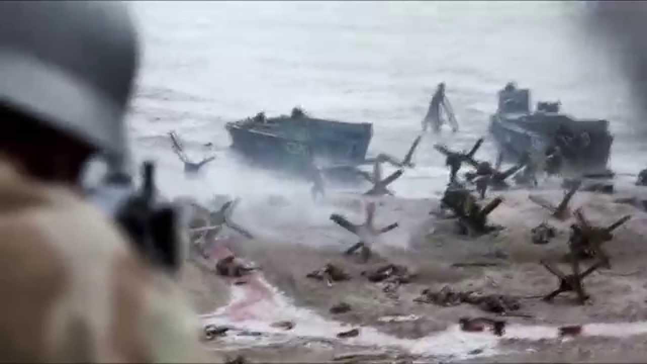 Violence 5: Select Segments of Saving Private Ryan - YouTube