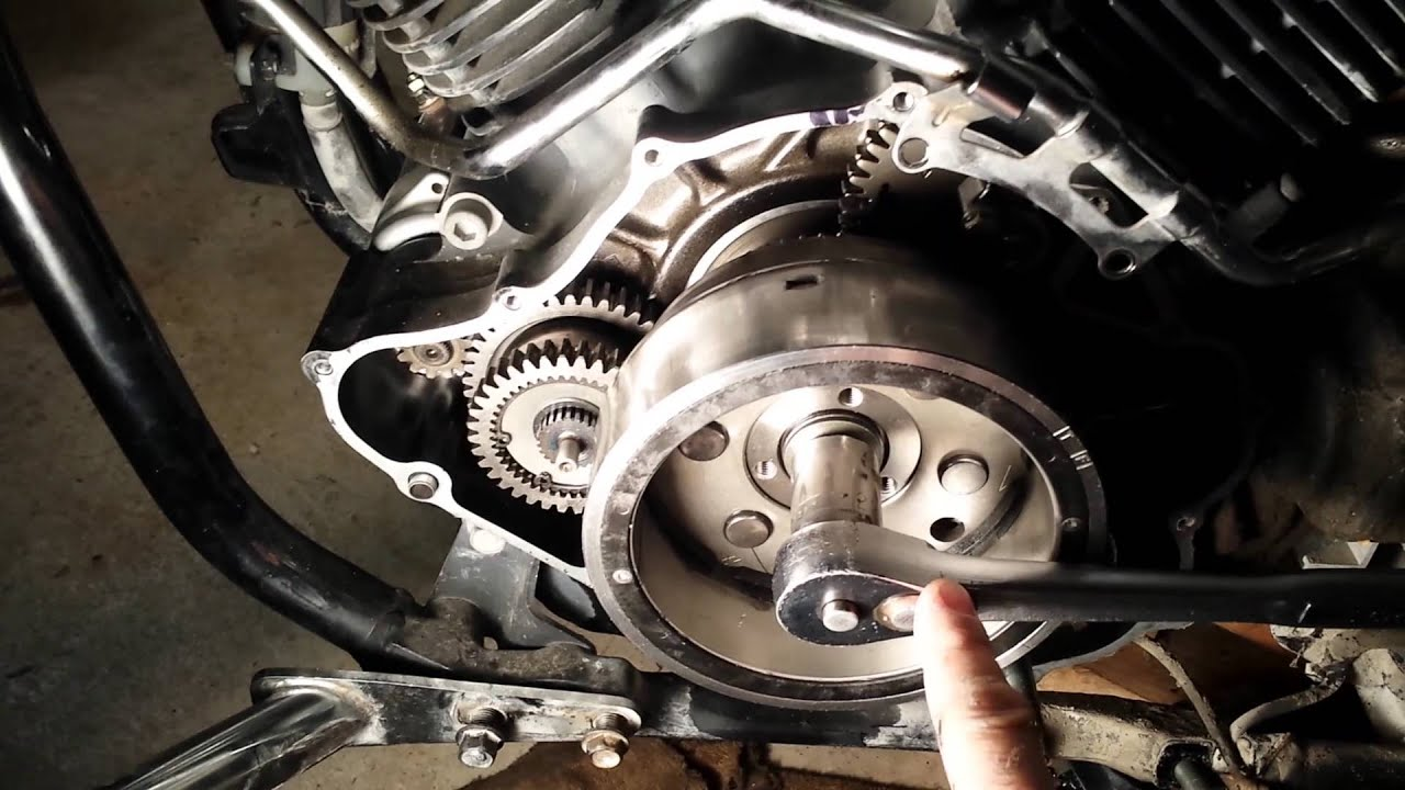 Yamaha Warrior  Transmission Upgrade