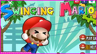 Swinging Mario Walkthrough
