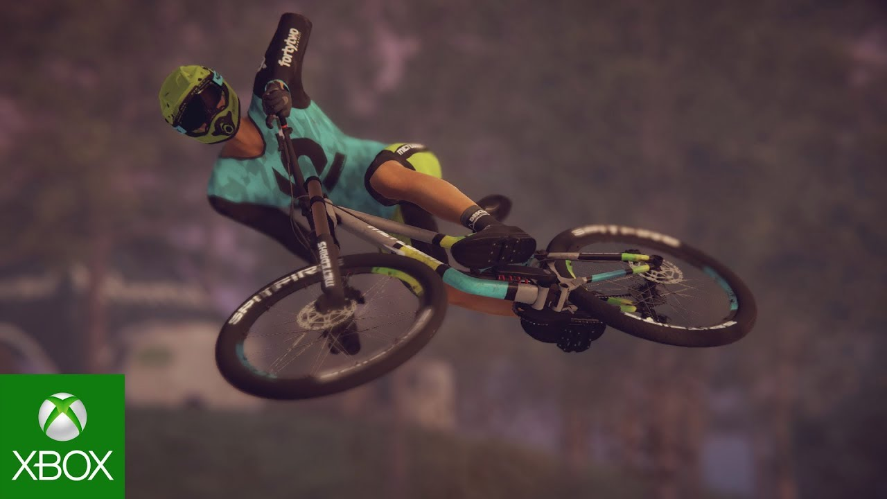 Descenders (Game Preview) Launch Trailer