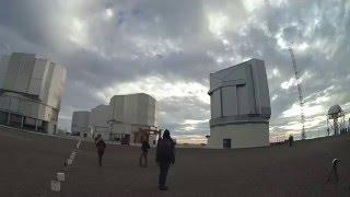 Very Large Telescope (VLT) (UT4) de ESO en #MeetESO