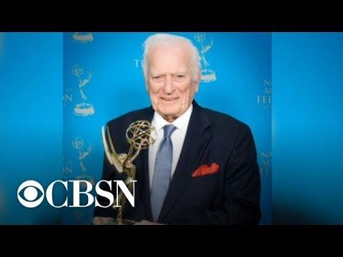 Legendary CBS sportscaster Jack Whitaker dead at 95