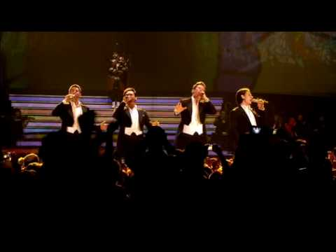 Il divo an evening with il divo live in barcelona tv - An evening with il divo ...