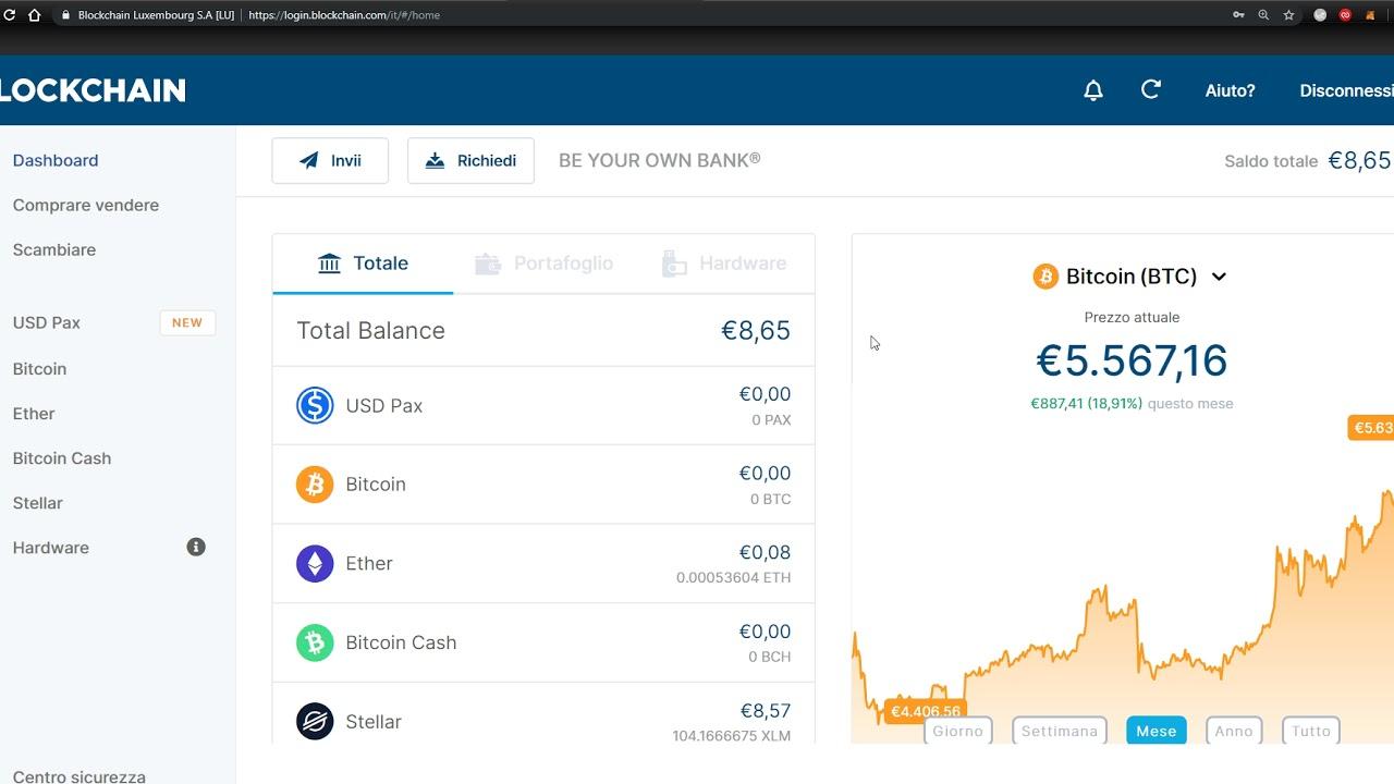 ▷ Bitcoin Euro: Convertitore BTC EUR e BTC USD