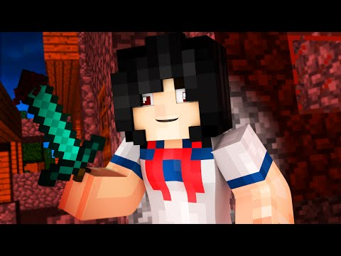 KILLING YANDERE SIMULATOR! | Minecraft Murder Roleplay #7