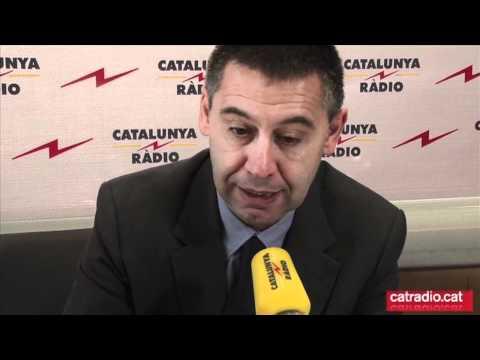 """Josep M. Bartomeu a """"El Matí de Catalunya Ràdio"""" (26.01.12.)"""