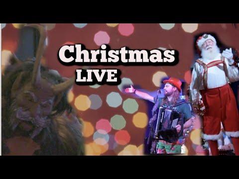 "Christmas: The Chardon Polka Band ""LIVE"" @ Music Box Supper Club"