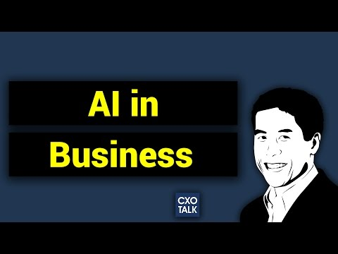 #219: McKinsey & Company (McKinsey Global Institute) on Artificial Intelligence and Machine Learning