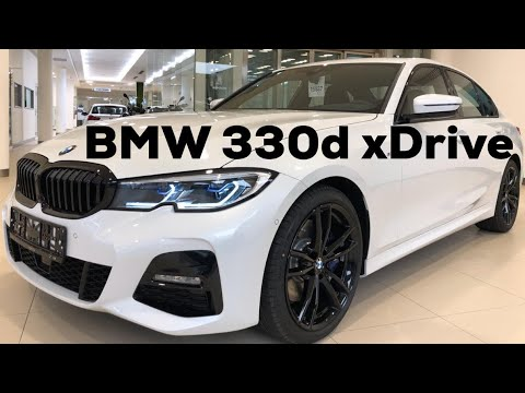 BMW 330d XDrive M-Sport