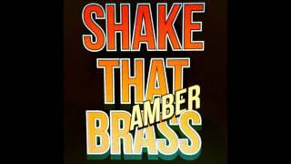 [FULL AUDIO] f(x) AMBER - Shake That Brass feat. SNSD Taeyeon