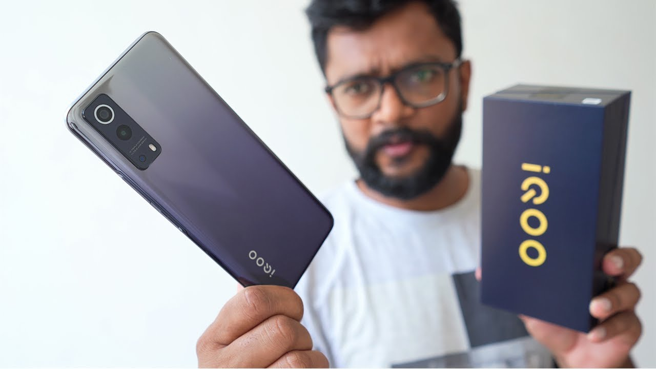 iQOO Z3 5G Unboxing - Let's Test ! #gyantherapy