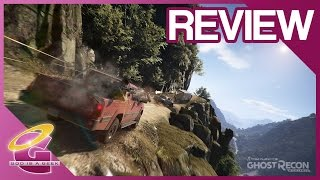 Tom Clancy's Ghost Recon Wildlands review: An impressive, surprisingly good game