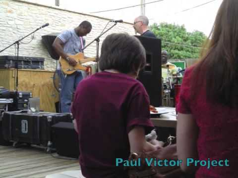 Gravity - Paul Victor Project - Using the Axe-Fx Standard