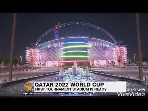 Khalifa international 2022 world cup stedium