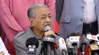 tun m i had a good meeting with modi