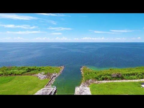 Lake Okeechobee Shot on 4k Drone
