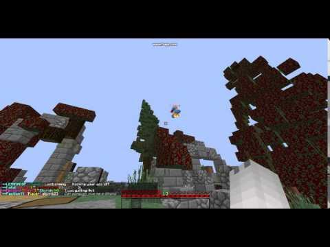 Lobcity3211- Fly hacking (SaicoPvP)