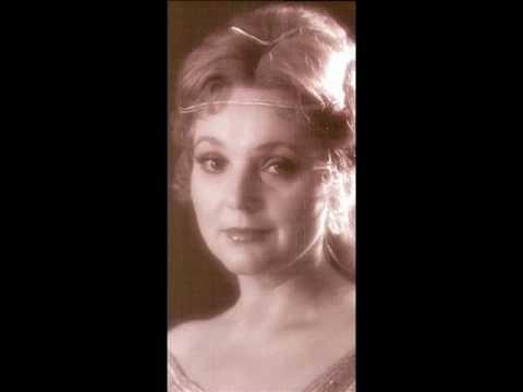 Lucia Popp - Ruhe Sanft, Mein Holdes Leben (Mozart, Zaide)
