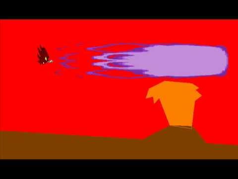 sonic kills nazo dbz style - YouTube