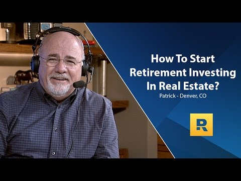 How To Start Retirement Investing In Real Estate?