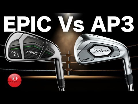 CALLAWAY EPIC IRONS Vs TITLEIST AP3 IRONS!