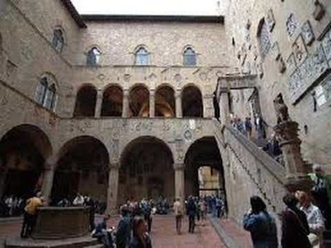 Firenze - Museo Nazionale del Bargello - Museum of the Bargello in Florence