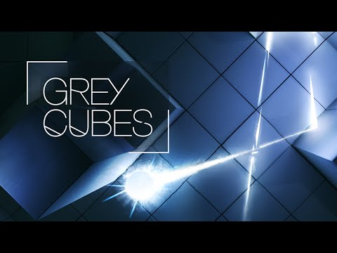 Grey Cubes Android Trailer | 3D Futuristic Brick Breaker