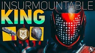 Rat King + Insurmountable Skullfort (Insurmountable King)   Destiny 2 Builds