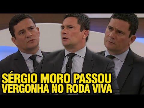MORO NO RODA VIVA | PASSOU VERGONHA