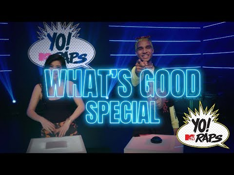 Yo! MTV Raps episode 7 (full) What's Good Special ft the hottest hip hop trivia moments
