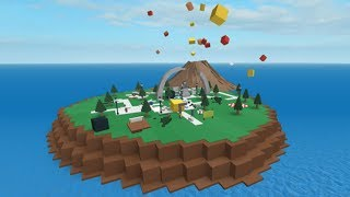 The Weather Here is Terrible - Natural Disasters - Roblox